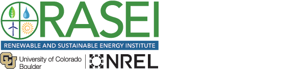 Renewable & Sustainable Energy Institute  logo