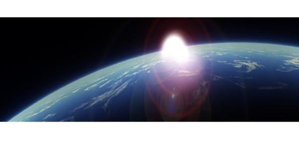 Nozik Event Sun Rising Image