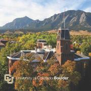 Old Main at CU-Boulder