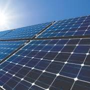 Solar panel photo