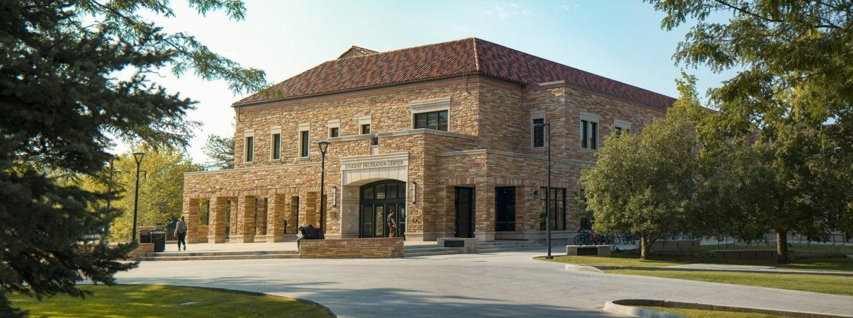 Rec Center exterior