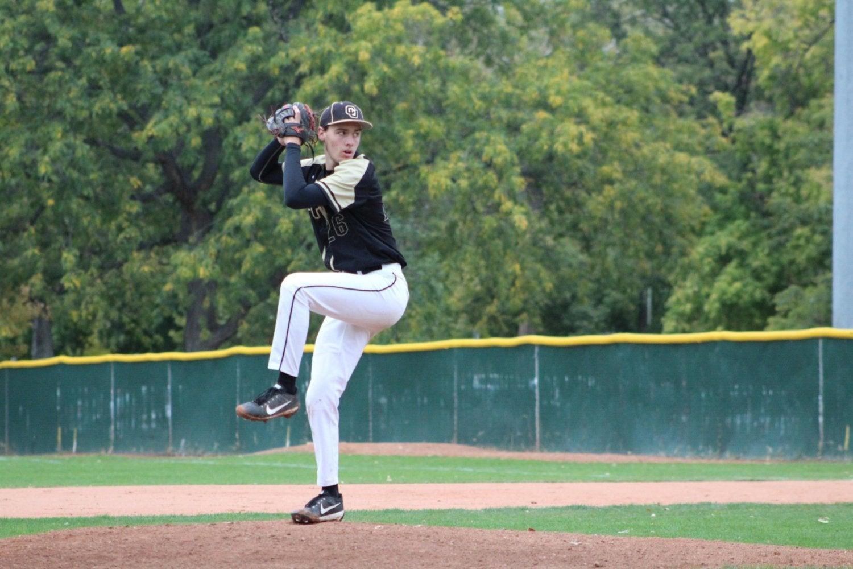 CU pitcher