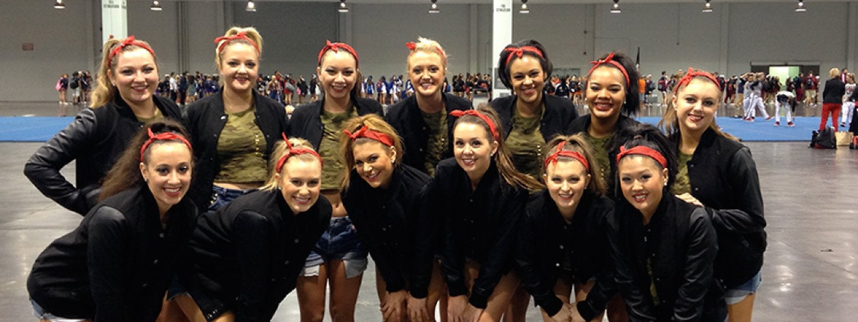 dance team group