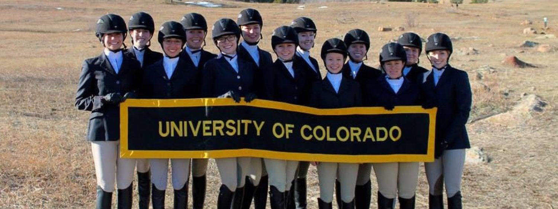 English Riding Equestrian team