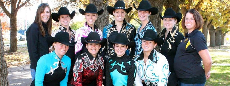 Western Riding Equestrian team