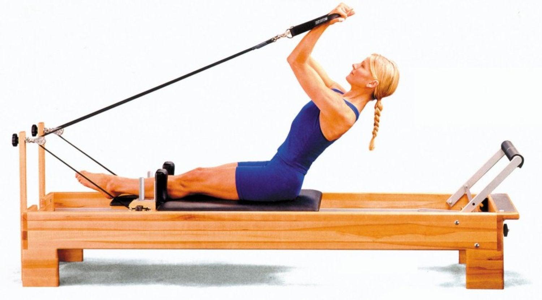 Image result for pilates reformer arms