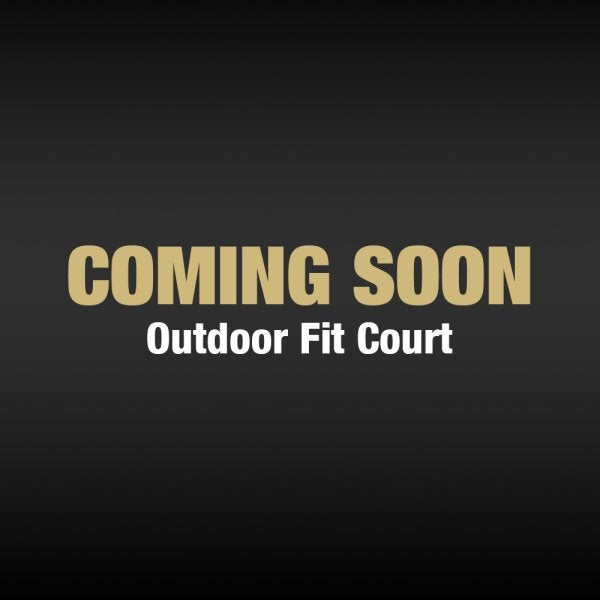 Coming Soon: Outdoor Fit Court
