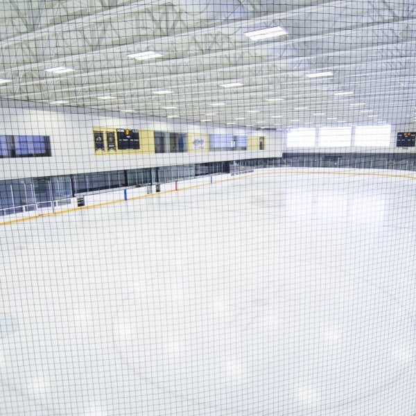 empty ice rink in the main rec