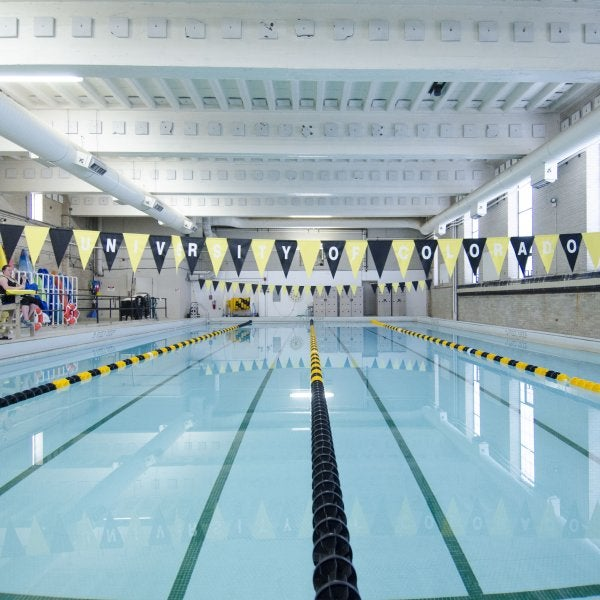Pools Recreation Services University Of Colorado Boulder