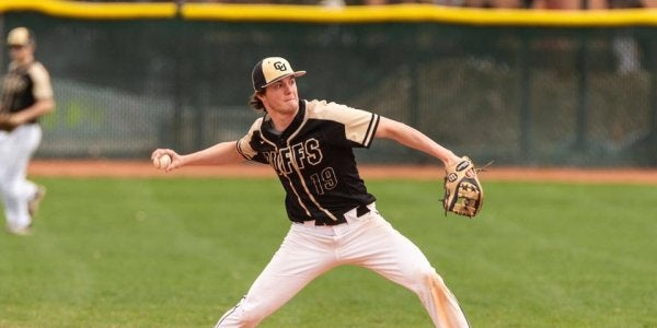 CU Buffs Baseball pitcher
