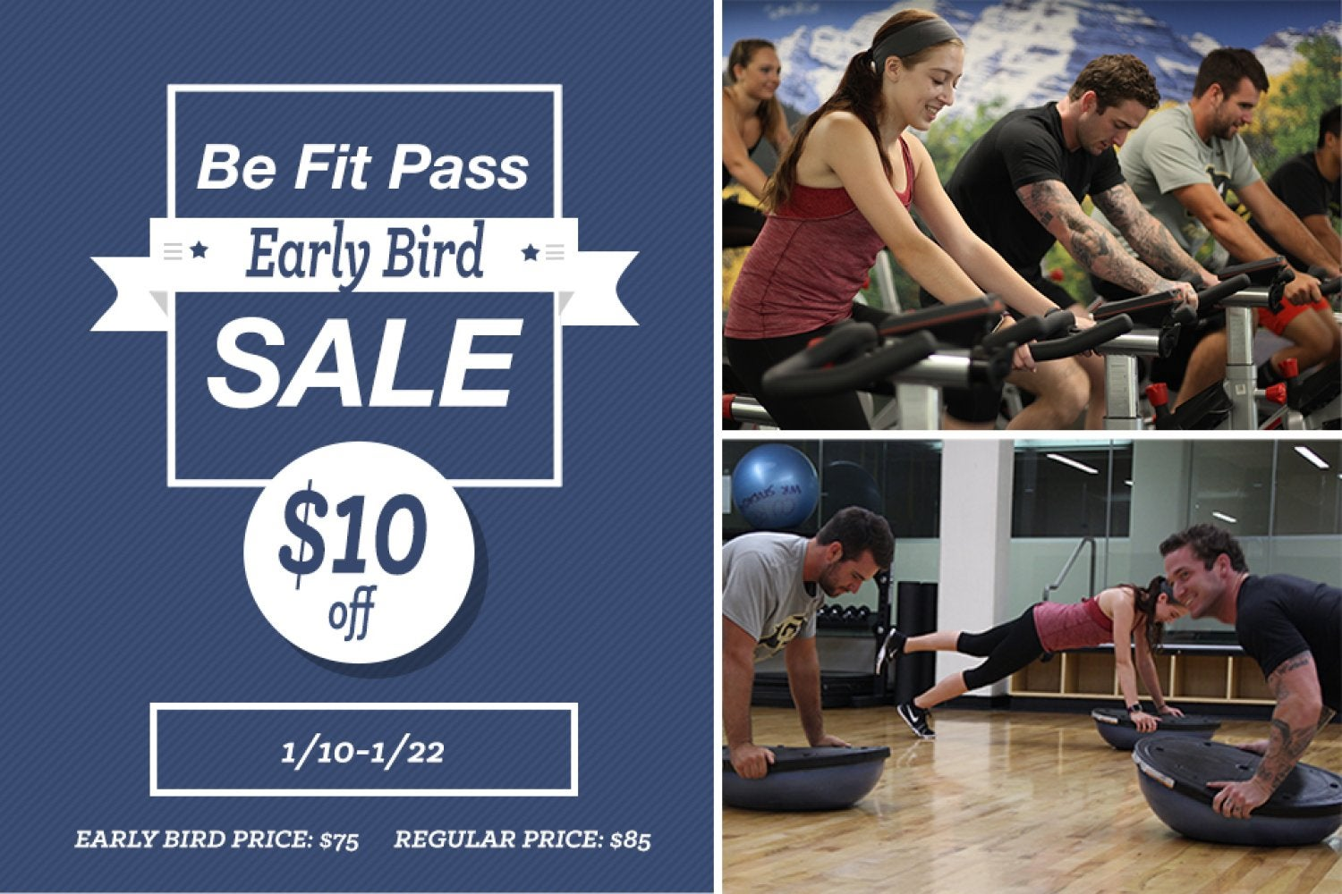 be fit pass