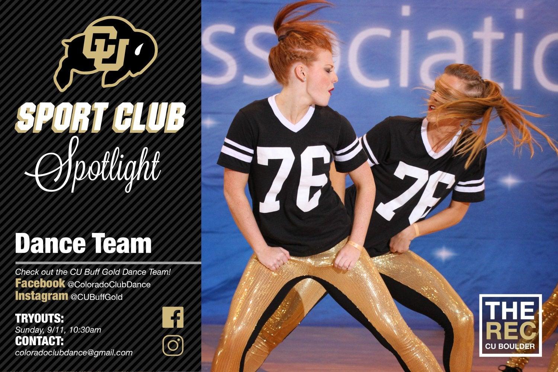 Club Sport Spotlight