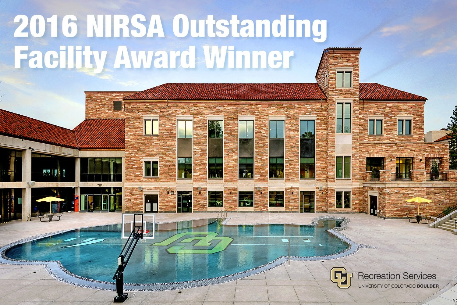 NIRSA Award Winner