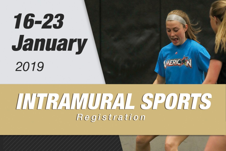 Intramural Registration