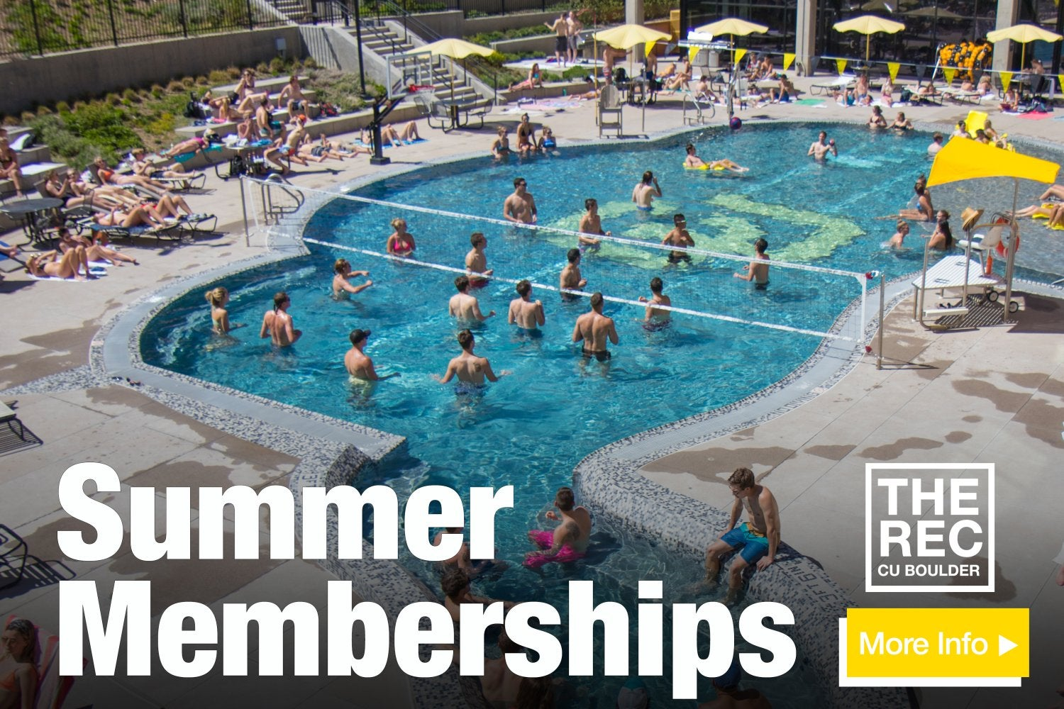 Summer Memberships.  Click for more information