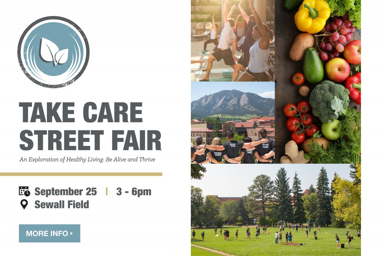 Take Care Street Fair.  Click for more information