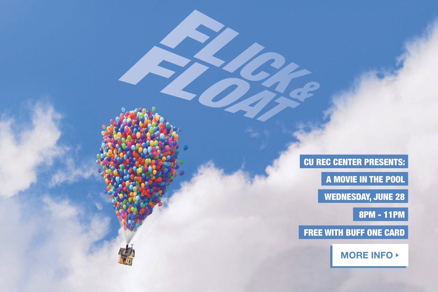 Up Movie in Buff Pool.  Click here for moreinfo