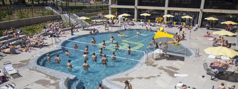 Student Recreation Center Recreation Services University Of Colorado Boulder