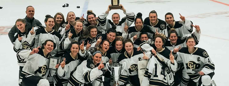 women's hockey team 2019-20