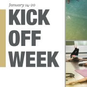 kick-off week january 14-20