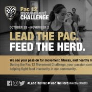PAC12 Movement Challenge