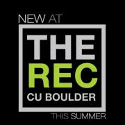 New at the Rec Cu Boulder this summer