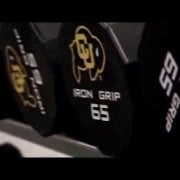 CU PAC 12 Fitness Challenge video