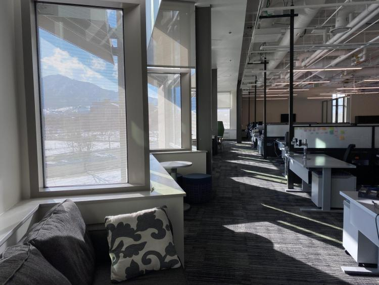 The Autonomous Systems Student Offices