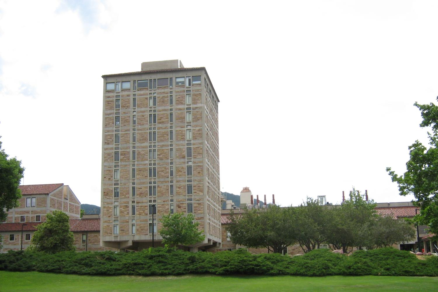 Building photo of joint physics institute of the University of Colorado at Boulder and the National Institute of Standards and Technology