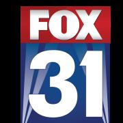 Logo for Fox31 Denver news