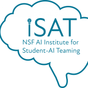 Logo for the NSF AI Institute for Student-AI Teaming