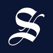 The logo for the Sydney Morning Herald.