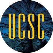 The logo for the University of California Santa Cruz