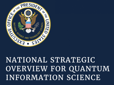 OSTP Report Front page