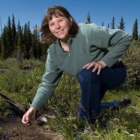Diane McKnight 2015 Distinguished Research Lecturer