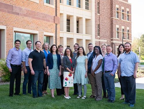 2019 Faculty Fellows cohort