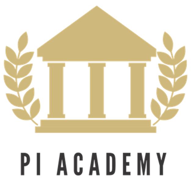 PI Academy logomark