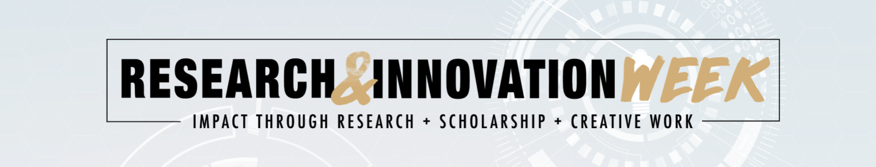 Research & Innovation Week to return in 2022