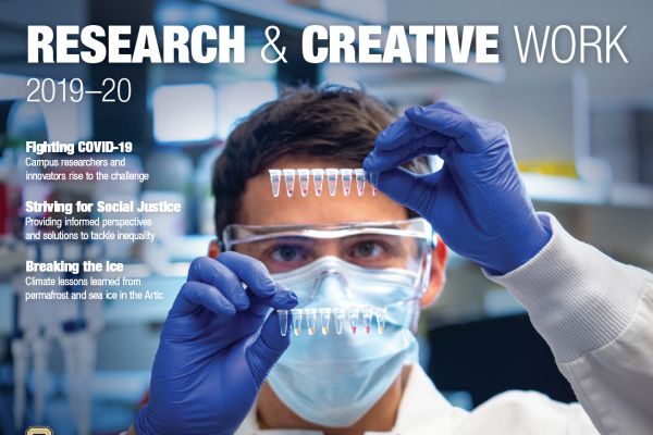 Research & Creative Work 2019-20