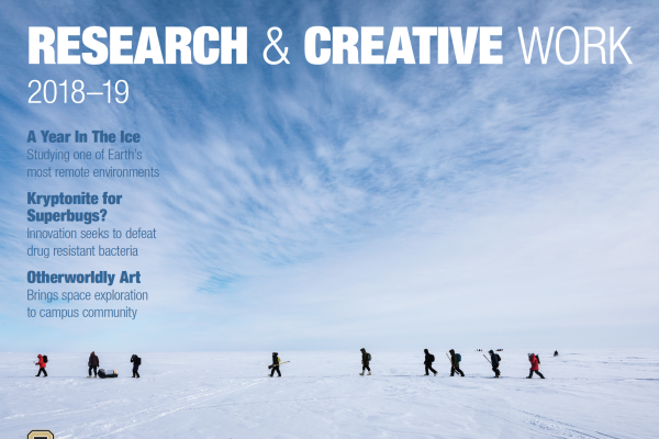 Research & Creative Work 2018-19