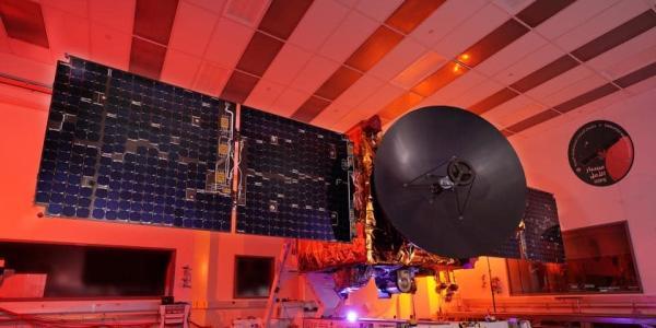 Emirates Mars Mission Hope spacecraft