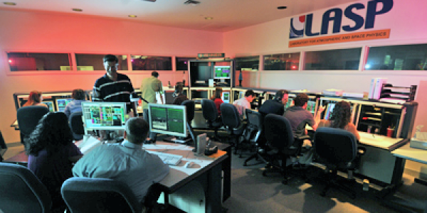 Laboratory for Atmospheric & Space Physics (LASP)