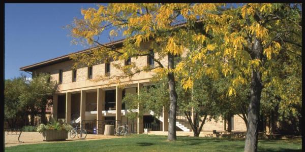 Regent building on CU Boulder campus