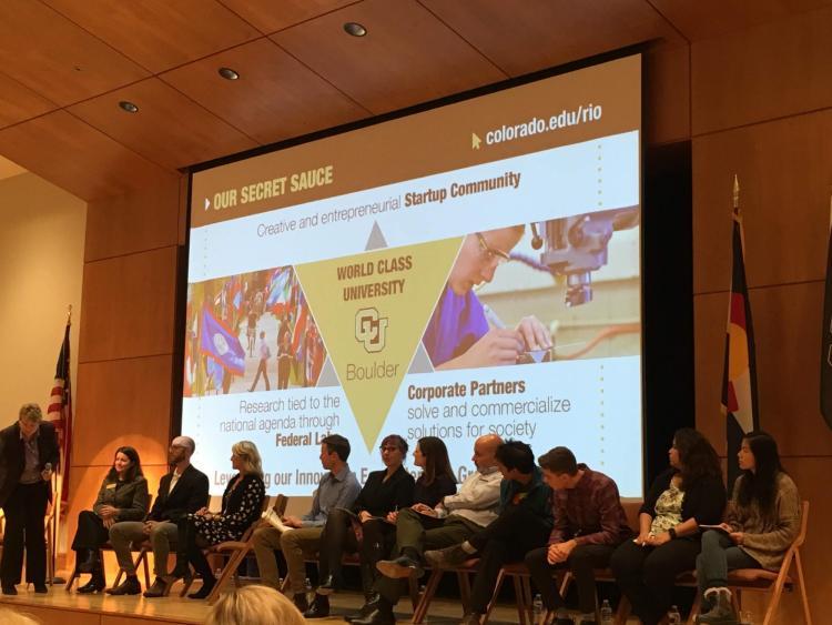 Celebrating Innovators Panel