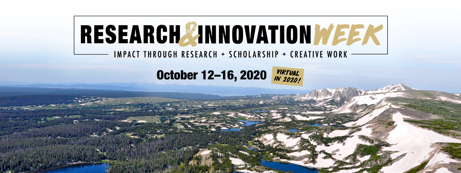 Research & Innovation Week 2020
