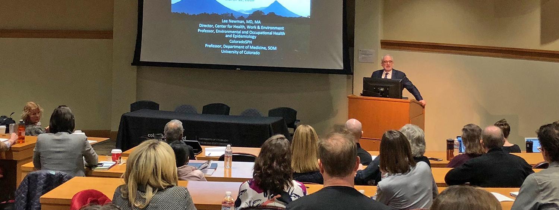 Climate Change & Health Symposium