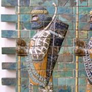 Artwork depicting archers from the Achaemenid Persian Empire