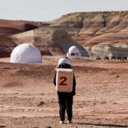 Science, spacesuits, dehydrated food: Simulating Mars in the Utah desert