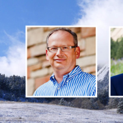 Bright and Hutchison receive 2020 Distinguished Research Lectureships
