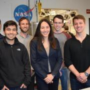 CU Boulder NASA team finalists